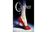 """1 x cartea """"Cinder"""" de Marissa Mayer"""