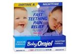 2 x un pachet Baby Orajel Twin Pack