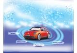 1 x masina Volkswagen Beetle
