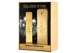 2 x set cadou Paco Rabanne (Paco Rabanne 1 Million Golden Star set, Paco Rabanne Lady Million Golden Star set)
