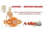 1 x un weekend wellness pentru 2 persoane la hotel Napsugar 3*-Oroshaza, 1 x set Noa Cacharel(parfum +crema corp)