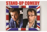 1 x o invitatie dubla la show-ul de British Stand-Up Comedy din Club 99
