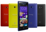 1 x un smartphone HTC Windows Phone 8X