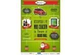 1 x masina Ford B-Max, 10 (zilnic) x 1 Coca-Cola 2 L + 1 voucher de cumparaturi, 20 (zilnic) x 1 Coca-Cola 2 L + 1 sticla vin Cramele Recas, 10 (zilnic) x 1 Coca-Cola 2 L + 1 gel de dus Yves Rocher, 60 (zilnic) x 1 Coca-Cola 2 L, 1 x set Kitchen Shop zilnic, 1 x tableta Samsung Galaxy Tab 2 saptamanal