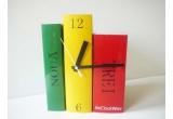 1 x ceas in forma de carti