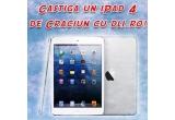 1 x un iPad 4 16 GB