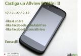 1 x un telefon Allview P5 Mini