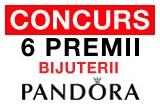 6 x premiu constand in seturi de bijuterii Pandora