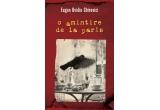 """3 x un exemplar al romanului """"O amintire de la Paris"""" de Eugen Ovidiu Chirovici"""