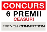 6 x premiu constand in ceasuri FRENCH CONNECTION
