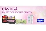 1 x rucsacul cu produse de ingrijire Chicco