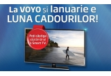 4 x un Samsung Smart TV