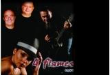 1 x o invitatie la concertul 4 Flames