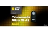1 x o telecomanda Nikon ML - L3