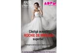 1 x o rochie de mireasa de la Expo Ideal Mariaj