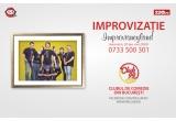 1 x o invitatie dubla la showul Improvisneyland