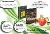 1 x Cartea Mituri precolumbiene de Lewis Spence, 1 x o sedinta la dietetician, 1 x un dvd cu filmul Le Concert