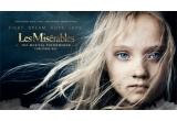 "2 x invitatie dubla la filmul ""Les Misérables"""