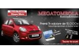 1 x masina Nissan Micra, 1 x vacanta in Antalya 7 zile All Inclusive 2 persoane, 10 x tableta E-Boda