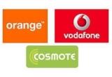 5 x cod de reincarcare orange ,vodafone, sau cosmote de 10 euro