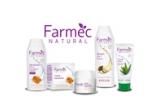 3 x un set de produse cosmetice din gama Farmec Natural