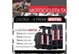 4 x un backpack Motul