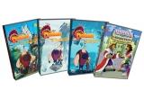 4 seturi a cate 2 DVD cu filme<br type=&quot;_moz&quot; />