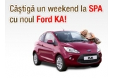 un weekend la Bali SPA, un Ford KA pentru un weekend<br />