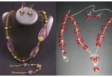 8 seturi de bijuterii unicat marca Volmer's Design<br /> <br />