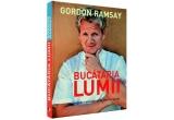 """1 x cartea """"Bucataria Lumii de Gordon Ramsay"""""""