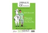 """1 x cartea """"Jurnalul unei oi destepte"""" de Sabin Stavarache"""