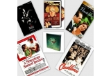 "1 x un album de poezii ""Uibesc"" de Iv Cel Naiv + o colectie de 5 filme clasice ( Mata Hari, Artistul, Un tramvai numit dorinta, Ninotchka si Casablanca)"