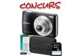 1 x un aparat foto Sony Cyber-shot DSC-S5000 + accesorii