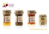 1 x un premiu constand in  patru produse de miere de albine