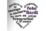 1 x o camera foto BenQ AE100