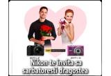 1 x doua aparate Nikon, COOLPIX L820 si COOLPIX S2700
