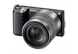 1 x un aparat foto Sony NEX-5R