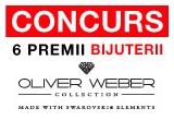 6 x premiu constand in bijuterii OLIVER WEBER