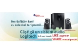 1 x un Sistem audio 2.1 Logitech Z313