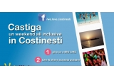 5 x wekend ALL INCLUSIVE IN COSTINESTI