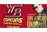1 x cartea lui Chris Jericho