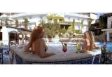 1 x Vacanta la Hotel Kriopigi Beach**** cu demipensiune in Halkidiki, GRECIA