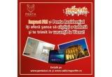 1 x excursie pentru doua persoane la Viena, 3 x tableta Allview