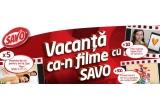 5 x vacant pentru 2 la SPA – Ana Hotels, 500 x Kit pentru curatenie Savo, 10 x mini Ipad Apple 16 GB