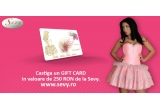 1 x Gift Card de la Sevi in valoare de 250 ROn