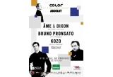 2 x invitatie dubla la Âme & Dixon si Bruno Pronsato in Atelierul de Productie din Bucuresti