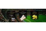 1 x excursie de 2 persoane la Barcelona  bilete la un meci al Barcelonei, 1 x o consola SONY PS3 Slim 500GB, Blu-Ray + joc FIFA 13, 1 x minge originala Nike, 32 x PIN Paysafecard in valoare de 25 RON
