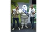 10 x mascota Michelin, 10 x ghid verde Michelin, 1 x curs de conducere defensiva cu Titi Aur