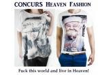 1 x T-shirt Made in Heaven