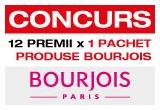 12 x premiu constand in produse cosmetice BOURJOIS